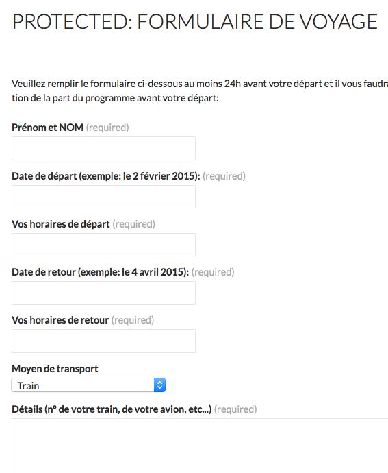 formulaire_de_voyage